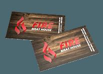 cartões-hot-stamping