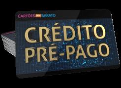 crédito pré-pago